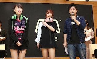 渋谷PARCOにeスポーツカフェ爆誕!新婚アイドルが変わらぬ