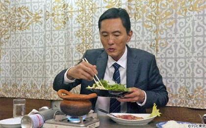 ムエタイのムチのようなキックだ...タイのイサーン鍋「チムチュム」:孤独のグルメ