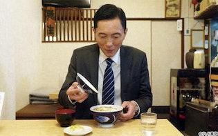いよいよ最終飯! 下町の中華洋食屋でカツ丼...丼の王者だ:孤独のグルメ