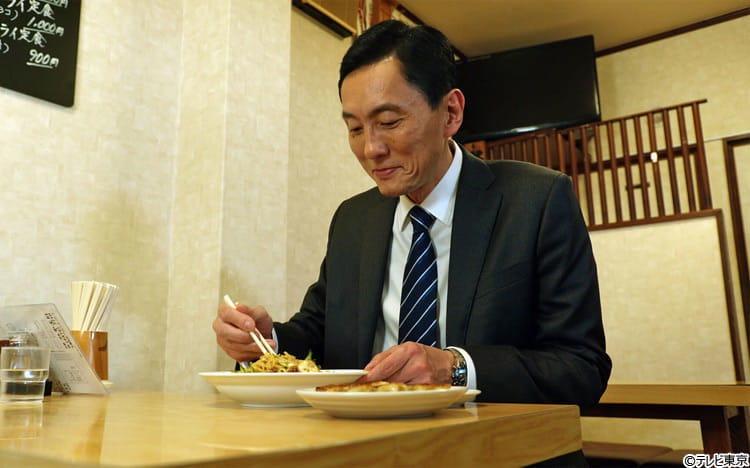 中華風冷奴の爽やかさ+肉味噌の甘辛さが麺に絡み合う「冷し麻婆麺」:孤独のグルメ