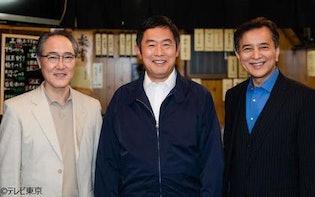 内藤剛志が語る!同学年俳優・佐野史郎、榎木孝明の素顔「見た目は堅い、中身はドロドロ(笑)」なのは誰?