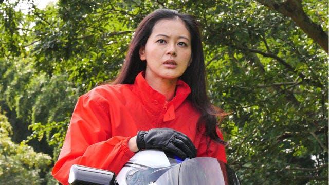 黒谷 友香 バイク 黒谷友香が400ccバイクを颯爽と乗りこなす!26日「トカゲ