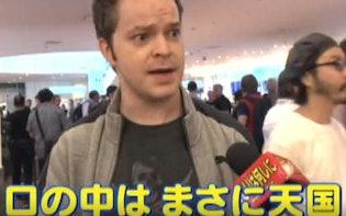 約30回来日して50回は食べたという絶品カレーうどん! 気になるお店とお味は?:YOUは何しに日本へ?