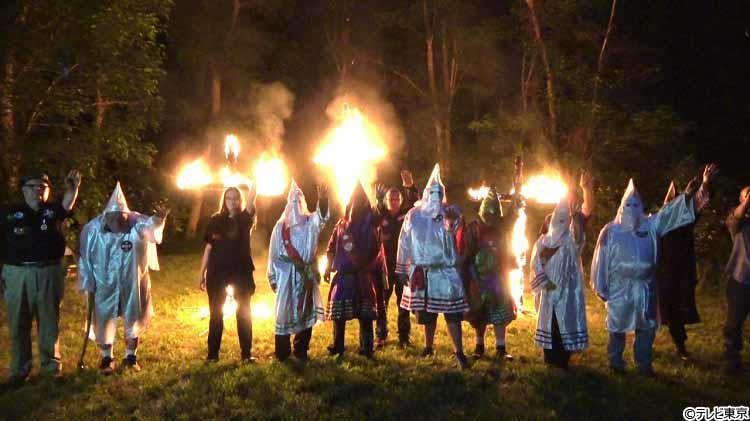 今回はアメリカ・黒人至上主義&白人至上主義団体メンバーに密着 ...