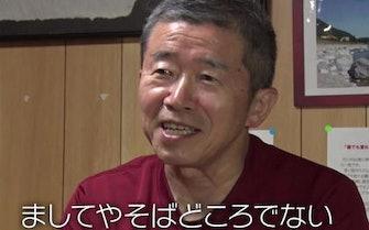 62歳で白川郷に移住。古民家を50万円で購入し、そば屋を開業したものの