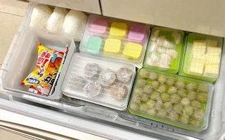 時短&節約にもなる!使いやすい冷凍庫の収納テクニック