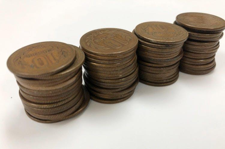 価値 小銭 の 1円,5円,10円,50円,100円,500円玉硬貨でレアで価値が高いものが?