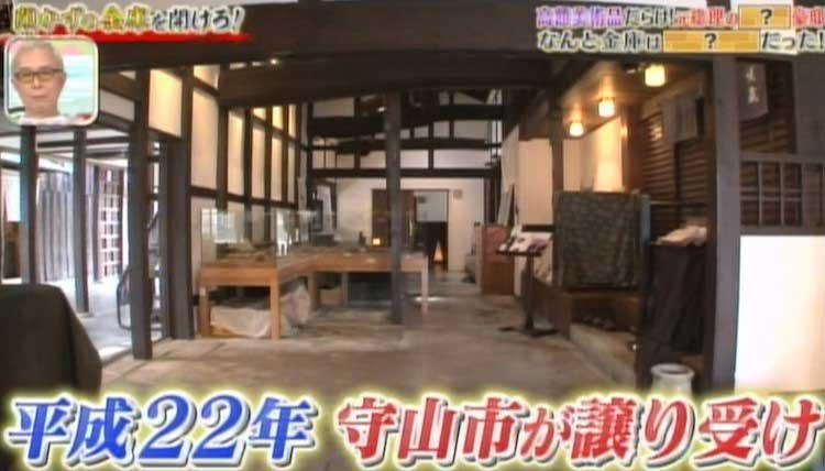 第75代内閣総理大臣・宇野宗佑の生家に眠る開かずの金庫...中身は意外 ...